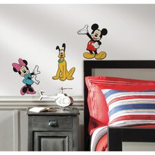 3D Foam Characters Wall Decal
