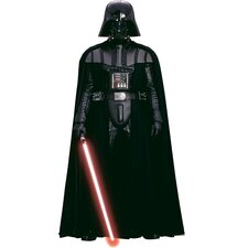 Popular Characters Star Wars Classic Vadar Giant Wall Decal