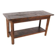 Renewal Reclaimed Wood Entryway Bench