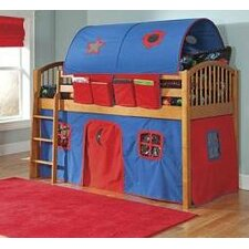 Mansfield Junior Twin Loft Bed