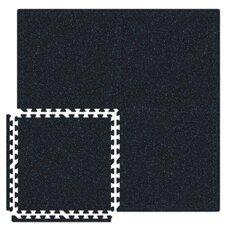 SoftRubber Set in Black / Royal Blue