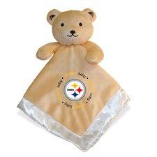 Pittsburgh Steelers Snuggle Bear Blanket