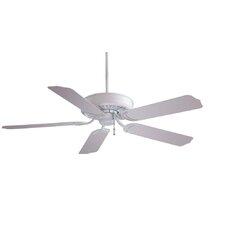 """52"""" Sundance 5 Blade Indoor / Outdoor Ceiling Fan"""