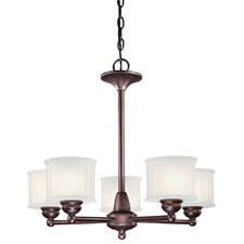 1730 Series 5 Light Chandelier