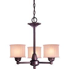 1730 Series 3 Light Chandelier