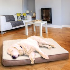 Faux Sheepskin & Suede Ortho Pet Mat