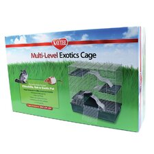 Kaytee Multi-Level Small Exotic Animal Cage