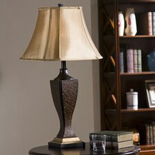 "31"" Table Lamp with Bell Shade (Set of 2)"