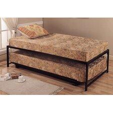 Victor Twin Platform Hi Riser Bed with Pop Up Trundle