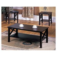 3-Piece Coffee Table Set