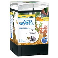 1.5 Gallon Aquarium Kit