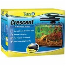 3 Gallon Tetra Crescent Aquarium Kit