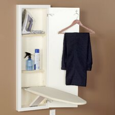 Stowaway In-Wall Ironing Board