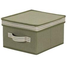 Storage Box with Decorative Trim