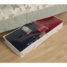 Storage and Organization Underbed Chest in Natural