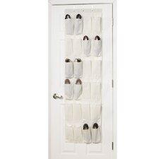 Storage & Organization 24 Pocket Over the Door Shoe Organizer