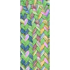 Tropical Delight Lime Stair Tread (Set of 2)