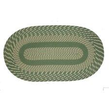 Cambridge Sage Green / Ivory Area Rug