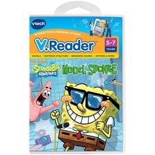 Nickelodeon SpongeBob SquarePants V. Reader Cartridge - Model Sponge