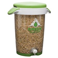 10 Qt. Reliance Straw Glacier Insulation Cooler