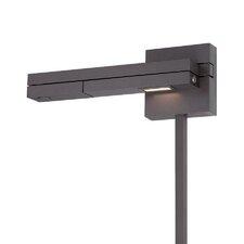 Flip Left LED Swing Arm Light