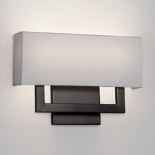 "Manhattan 15"" Wall Sconce"