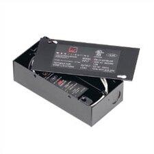 12V Remote Electronic Transformer in Black