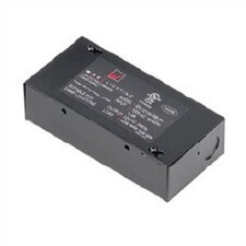 Remote Electronic Transformer Connection Box in Black
