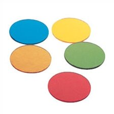 Colored Lens Accessory for Lamp Track Heads