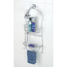 Bathstyles Shower Caddy in Chrome
