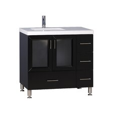 "36"" Single Sink Vanity Set"