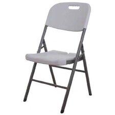 HomCom Folding Chair (Set of 2)