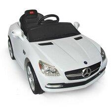 Aosom Mercedes-Benz SLK Kids 6V Battery Powered Car
