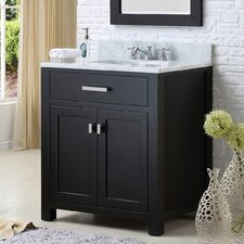 "Madison 30"" Single Bathroom Vanity Set"