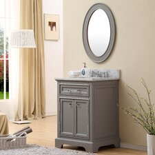 "Derby 24"" Single Sink Bathroom Vanity"