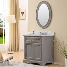 "Derby 30"" Single Sink Bathroom Vanity"