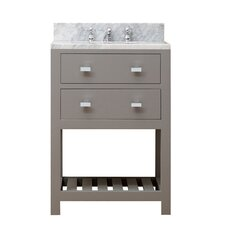 "Madalyn 24"" Single Sink Bathroom Vanity"