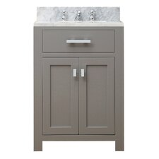 "Madison 24"" Single Sink Bathroom Vanity"