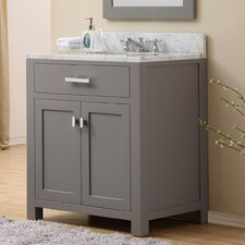 "Madison 30"" Single Sink Bathroom Vanity"