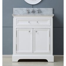 "Derby 24"" Single Sink Bathroom Vanity Set"