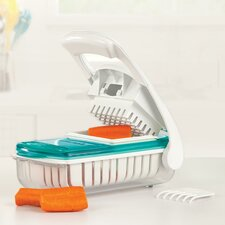 Fresh Food Chopper and Steamer
