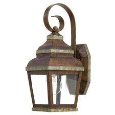 Mossoro 1 Light Wall Lantern