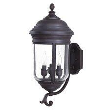 Amherst 3 Light Wall Lantern