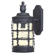 Mallorca 1 Light Wall Lantern
