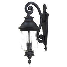 Newport 3 Light Wall Lantern