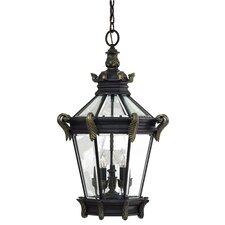 Stratford Hall 5 Light Outdoor Hanging Lantern