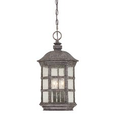 Lighthouse Road 3 Light Outdoor Hanging Lantern
