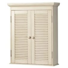 "Cottage 23.75"" x 29"" Wall Mounted Cabinet"