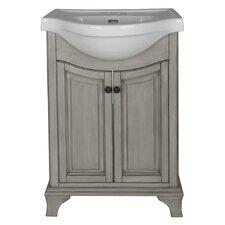 "Corsicana 25.5"" Bathroom Vanity Set"
