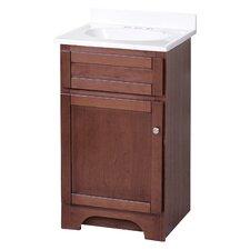 "Columbia 19"" Single Bathroom Vanity Set"